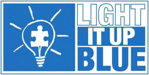 light it up blue lucca