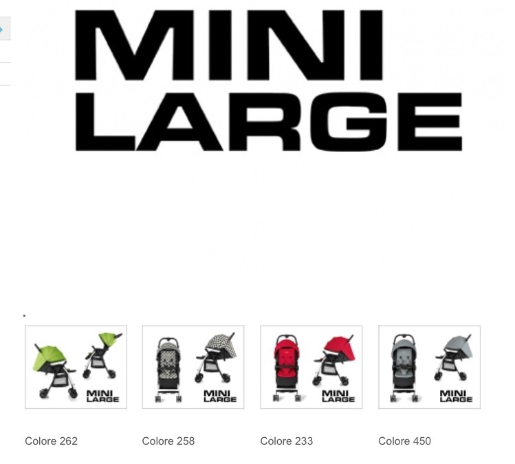 mini large brevi