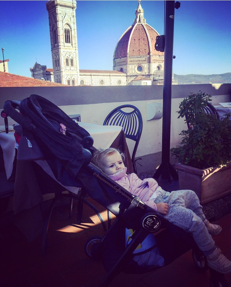City tour passeggino baby jogger