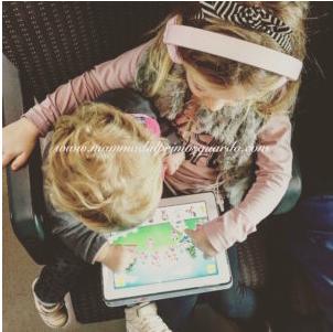 come viaggiare in treno con bambini
