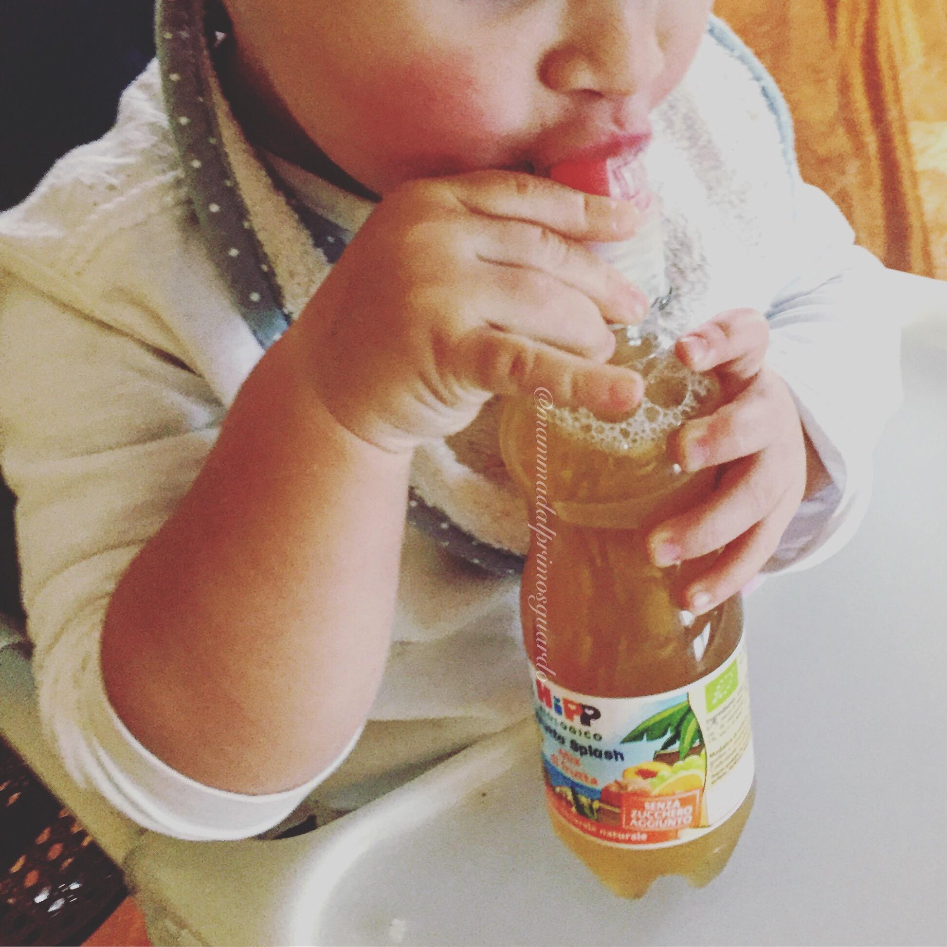 HiPP linea bambini omogeneizzati patatine yogurt