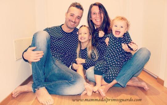 envie de fraise vestiti coordinati per tutta la famiglia