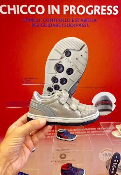 new product a5a85 0ebb8 Come a piedi nudi, ma Chicco - mammadalprimosguardo