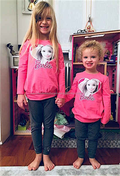 vestiti di Barbie