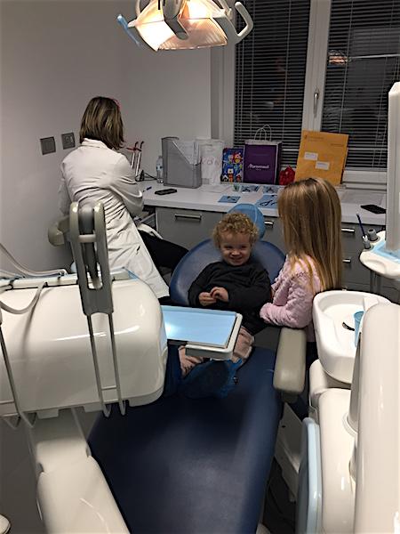la cura dei denti nei bambini