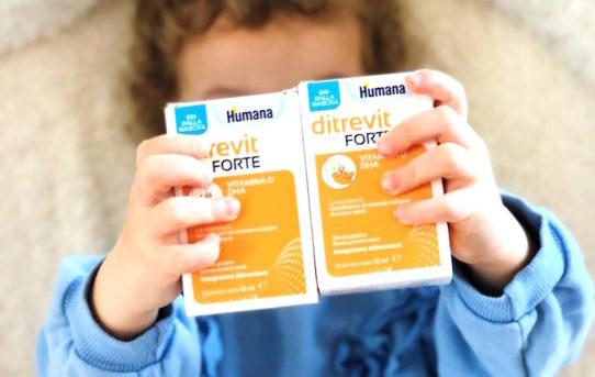 vitamina d fino ai 3 anni