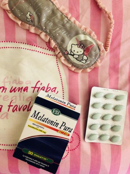 melatonina pura microtavolette
