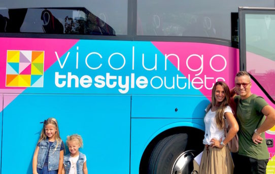 the Style outlet Vicolungo
