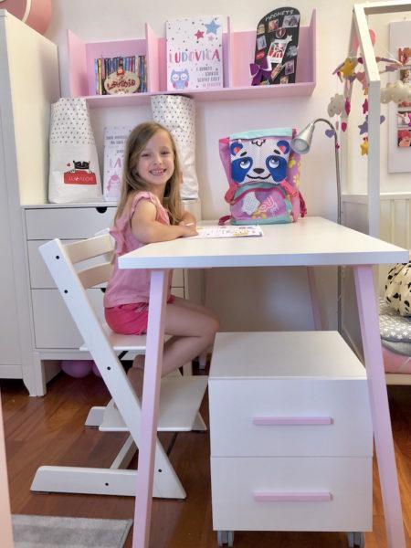 scrivania moretti compact
