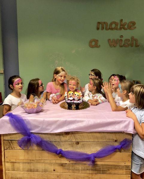 cosa fare festa compleanno 7