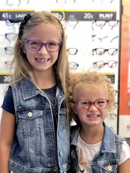 bambini con problemi vista
