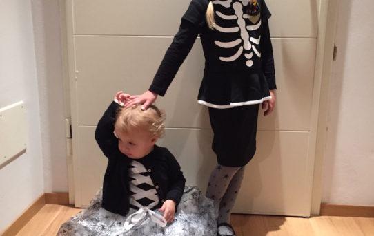 halloween vestiti