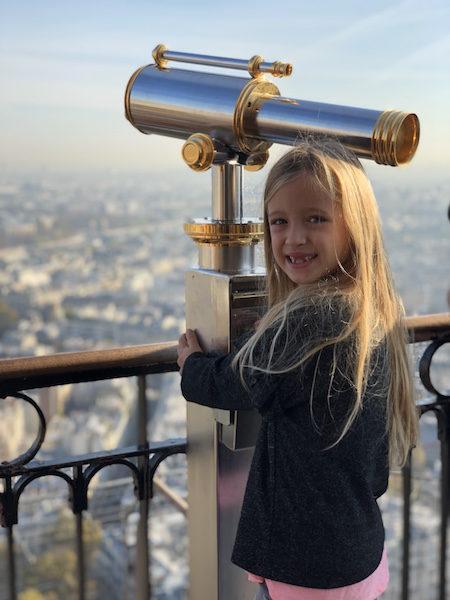 cosa vedere a parigi con i bambini