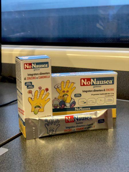 prodotti bambini contro la nausea