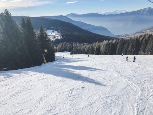 ski area folgaria