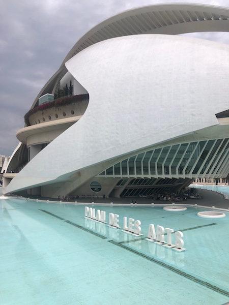 museo scienze valencia