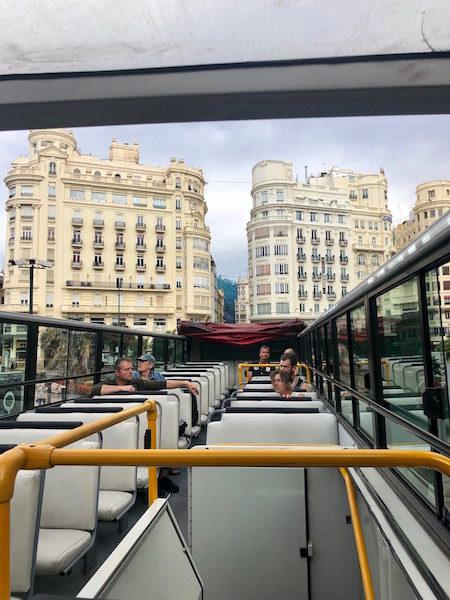 bus turistico due piani