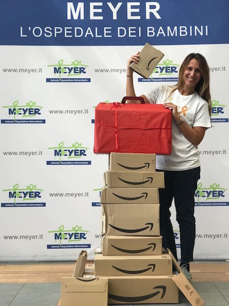 Amazon goes gold meyer firenze