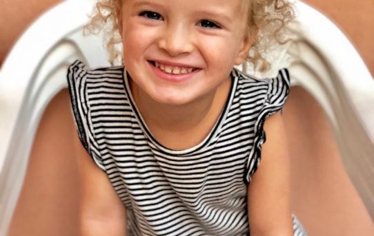 sorriso di una bambina