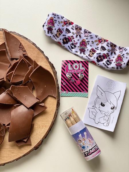 Una Pasqua anticipata e plastic-free