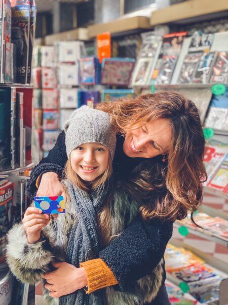 app carta debito gestione denaro bambini