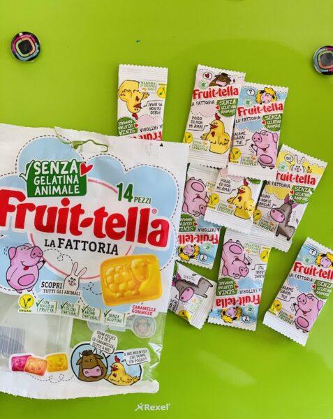 sacchetti caramelle fruittella