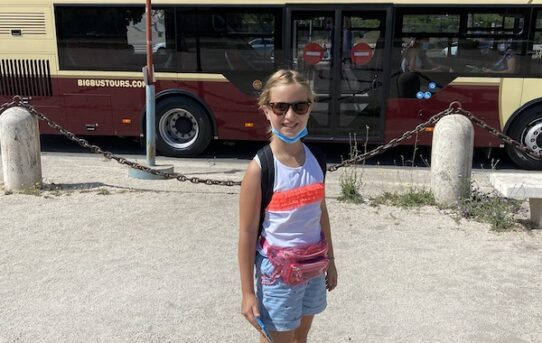 bus turistico roma